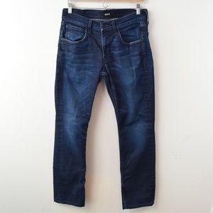 Hudson Byron 5 Pocket Straight Jeans 31 x 32